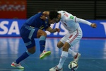 كازاخستان تحقق فوزا صعبا على منتخب إيران لكرة الصالات