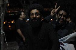 عزاداری شب اربعین حسینی در کربلای معلی