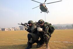 رزمایش مشترک نیروهای روسی و پاکستانی در روسیه آغاز شد