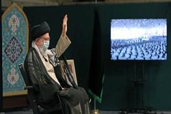 Leader attends Arabaeen mourning ceremony