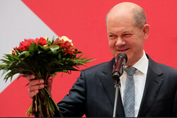 Centre-left SDP beat Merkel party in tightly fought election