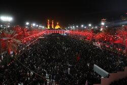 Arbaeen mourning in Karbala