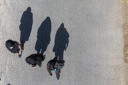 راهپیمایی اربعین حسینی حرم تا حرم در شهرکرد