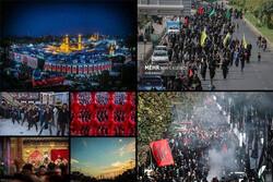 خروش جاماندگان اربعین در سراسر کشورمان/ ایران تجلیگاه «حبالحسین یجمعنا» شد