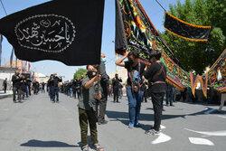 مراسم اربعین حسینی(ع) در ۲۵۰ نقطه از چهارمحال و بختیاری برگزار شد