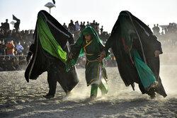 ۴۰ گروه تعزیه خوان در استان سمنان فعال است