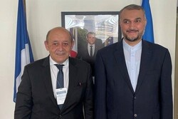 Amir-Abdollahian terms meeting with French FM as constructive