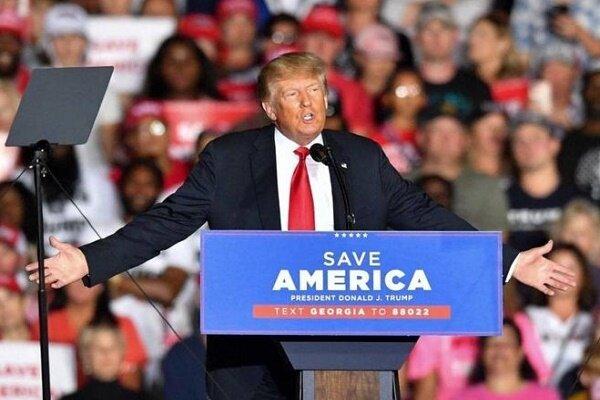 ترامپ: قرار نبود پایگاه نظامی بگرام را واگذار کنیم