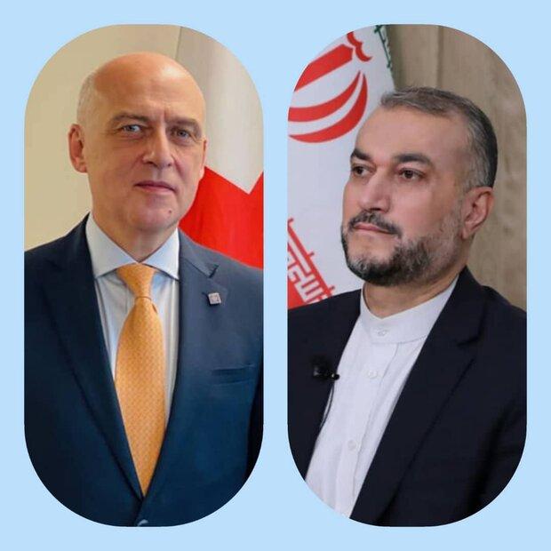 فرصتهای جدید برای همکاری میان ایران و گرجستان فراهم خواهد شد