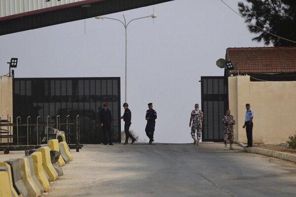 بازگشایی مرز اردن با سوریه