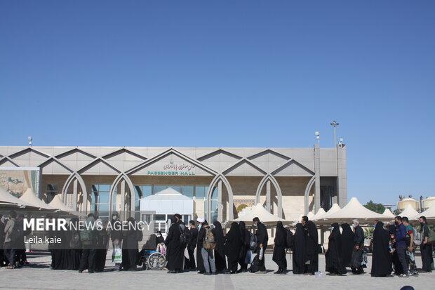 آخرین وضعیت مرز مهران/تمهیدات لازم برای بازگشت زائران اتحاذ شد