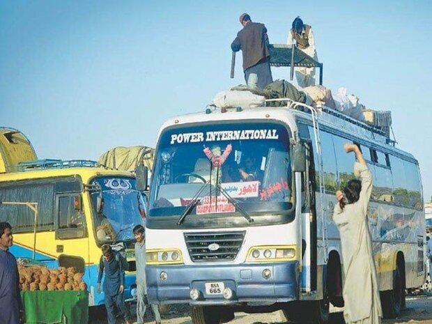 پاکستان کے صوبہ بلوچستان کے ضلع ژوب سے مسافر بس کو اغوا کرلیا گیا