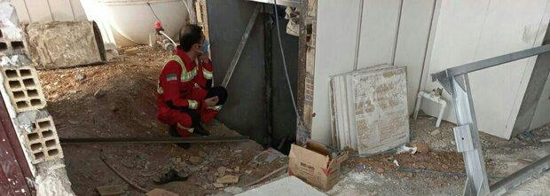 فوت جوان خرمآبادی به علت سقوط آسانسور