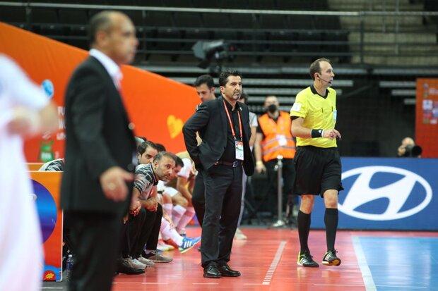 ناظم الشریعه: قزاقستان تیم شایسته ای بود/ بازی را خوب شروع کردیم