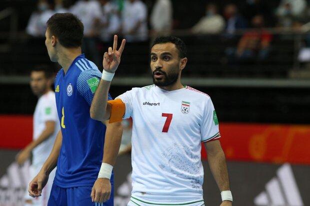 واکنش فدراسیون فوتبال به حذف تیم ملی فوتسال از مسابقات جام جهانی لیتوانی