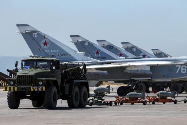 حمله پهپادی به پایگاه هوایی حمیمیم در مرکز سوریه/ پهپاد سرنگون شد