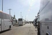 ۵۰۰۰ دستگاه اتوبوس برای انتقال زائران اربعین پیشبینی شده است