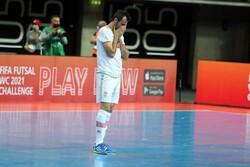 سقوط تیم ملی فوتسال به رده هفتم جهان