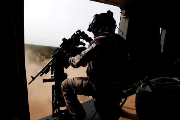 آمریکا از عملیات ضدتروریسم فرانسه در ساحل آفریقا حمایت میکند