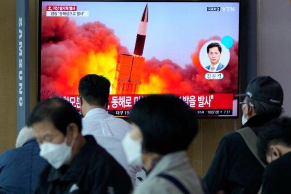 N Korea fires missile, defends missile tests at UN
