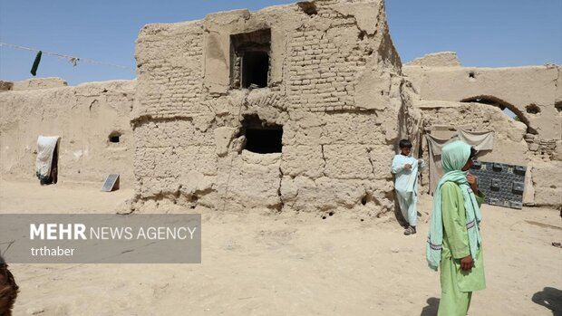 تصاویری از روستایی که گروه طالبان در آنجا تاسیس شده