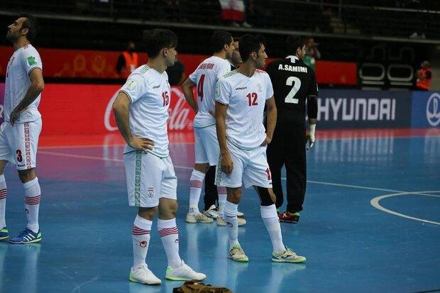 دلایل ناکامی تیم ملی فوتسال درجام جهانی/رویای سکو چطور برباد رفت؟