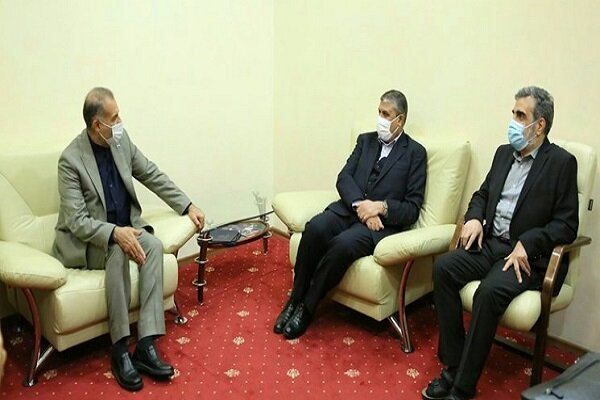 AEOI chief arrives in Moscow for bilateral talks