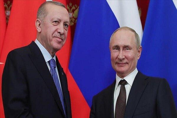 روسای جمهور روسیه و ترکیه فردا در سوچی دیدار خواهند کرد