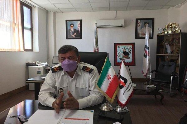 فرسودگی ناوگان آتش نشانی بیرجند/وقوع ۱۳۹۲ حادثه و حریق در شهرستان