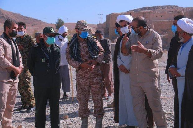 ۸ پروژه عمرانی قرارگاه پیشرفت و آبادانی سپاه در سربیشه افتتاح شد