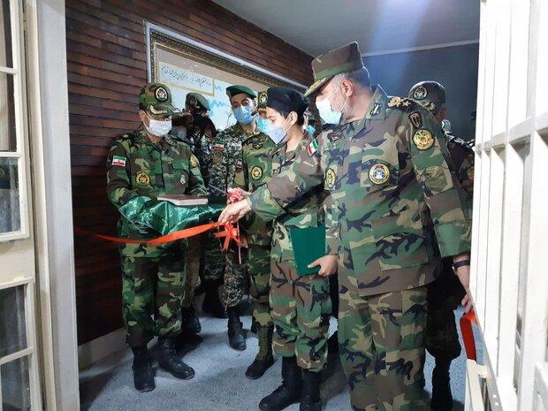 ايران تفتتح معهد ابحاث الدفاع المقدس