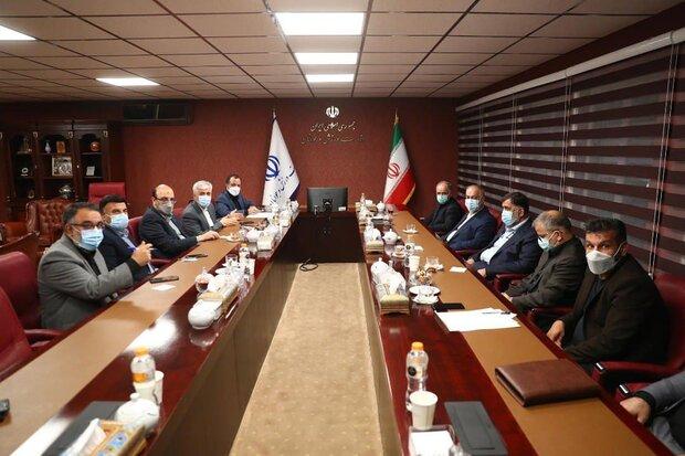 جلسه هیات مدیره باشگاه استقلال با وزیر ورزش برگزار شد
