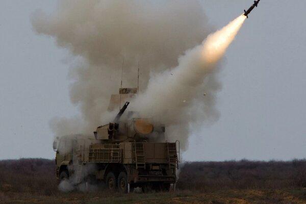 حمله پهپادی به پایگاه هوایی حمیمیم در مرکز سوریه/ پهپاد منهدم شد