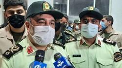 آمادگی ناجا برای افزایش گیت های گذرنامه در مرز مهران