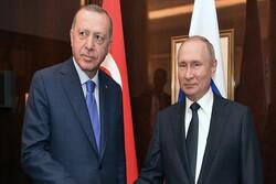 أول قمة حضورية بين بوتين وأردوغان منذ مارس عام 2020