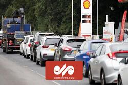 VIDEO: Fuel shortage and long queues at UK petrol stations
