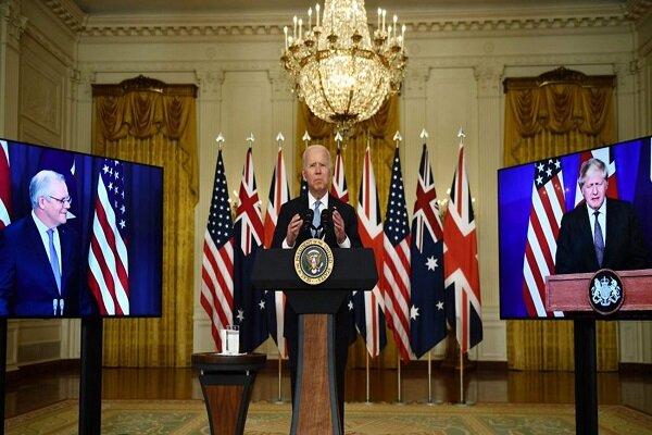 أفغانستان واتفاقية أوكوس / الولايات المتحدة تسیر على طريق الحرير ضد الصين
