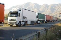 Route to Armenia for Iranian trucks has not changed: official