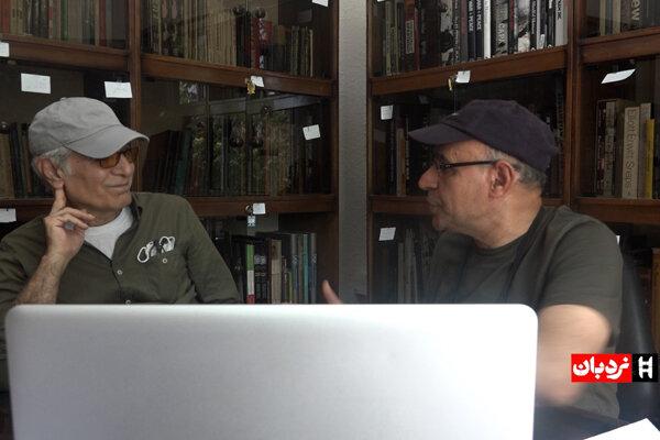 تماشای تجربیات محمود کلاری برای هنر «عکاسی بازسازی»