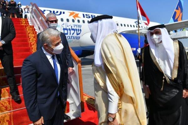 Yemeni parliament condemns Zionist FM visit to Bahrain