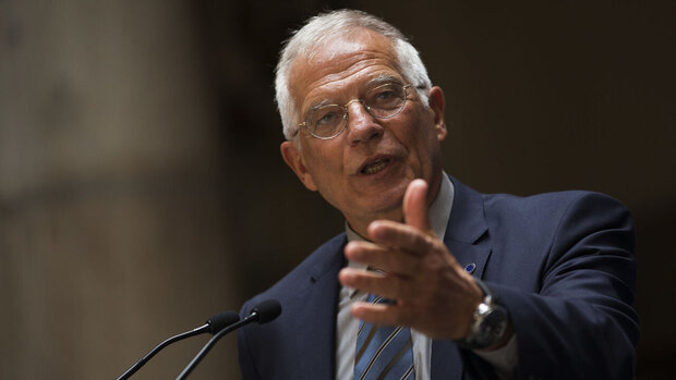 Borrell says JCPOA must be implemented, sanctions lifted