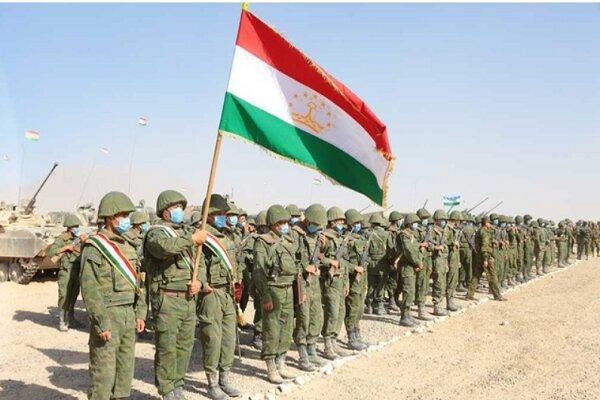 کشورهای CSTO در مرز افغانستان رزمایش برگزار می کنند