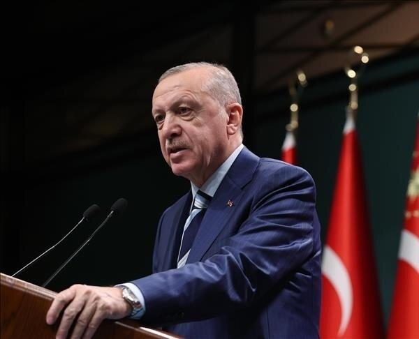 کشورهای خارجی اجازه مداخله در نظامی قضایی ترکیه را ندارند