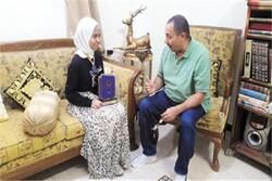 دانش آموز ۱۴ ساله مصری موفق به کسب رتبه اول مسابقات الازهر شد