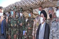امنیت منطقه در سایه اقتدار نیروهای مسلح جمهوری اسلامی است