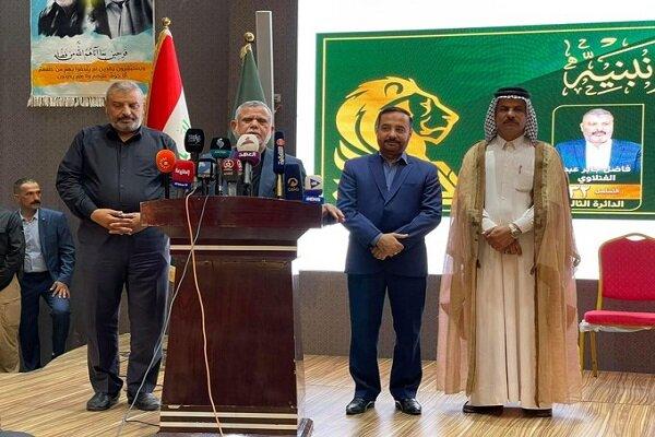 أميركا جعلت الكهرباء مشكلة ليس لها حلّ في العراق/سنعمل على تنفيذ الاتفاقية الصينية لبناء العراق