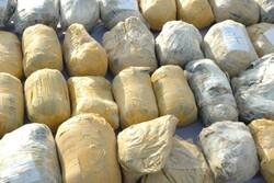 ۲ محموله بزرگ مواد مخدر توقیف شد/ کشف ۹۹۰ کیلوگرم تریاک