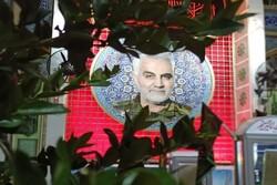 اجرای گروه دمامه زنی در جمع زائران شهدای مقاومت در کرمان