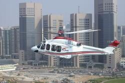 سقوط بالگرد در «امارات»/ ۴ نفر کشته شدند