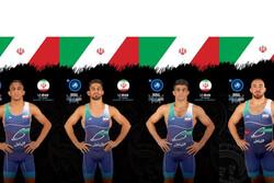 کولاک آزادکاران ایران با چهار فینالیست/ یک آمریکایی مغلوب بزرگ!
